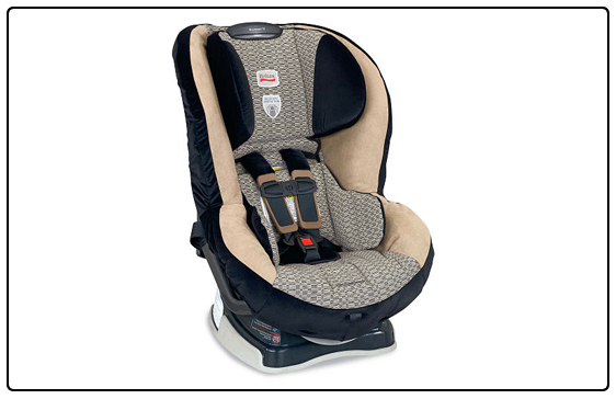 Britax Marathon Car Seat Airplane