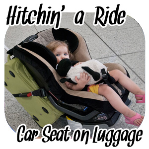 car seat luggage