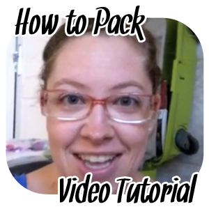 A Video On How To Pack