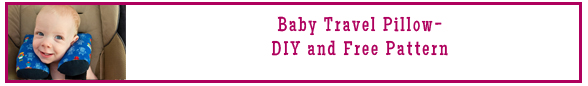 Baby Travel Pillow_banner