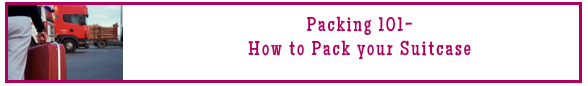 How to Pack your Suitcase_banner