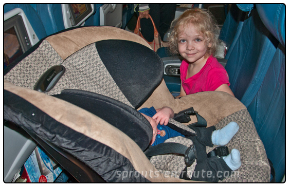 Car Seat vs. Infant In Lap: Cost vs. Worth - Sprouts En Route