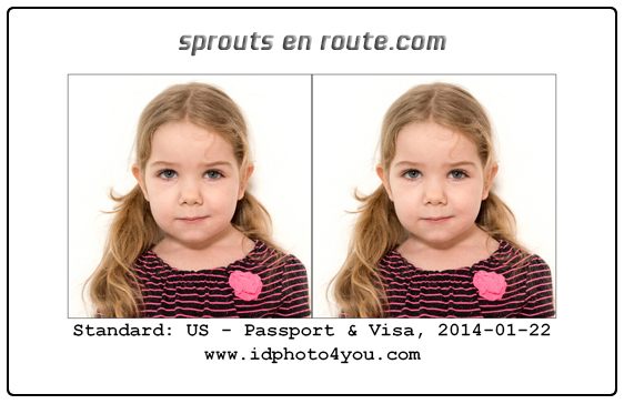 passport photo diy 4 year old