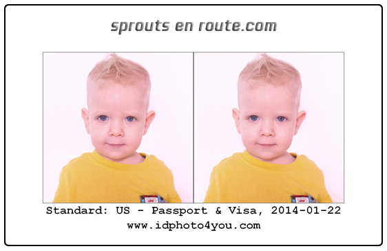 passport photo diy tutorial toddler