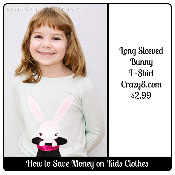How To Save Money o Kids Clothes 2